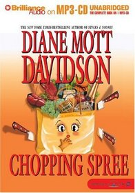 Chopping Spree (Goldy Schulz, Bk 11) (Audio MP3-CD) (Unabridged)