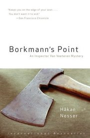 Borkmann's Point (Inspector Van Veeteren, Bk 2)