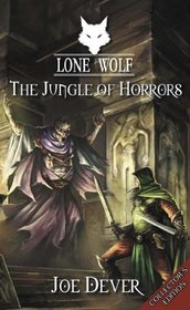 Lone Wolf 8: The Jungle of Horrors