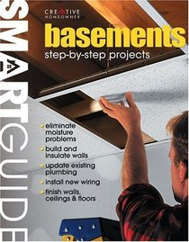 Smart Guide: Basements : Step-by-Step Projects (Smart Guide)