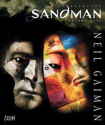 Absolute Sandman Vol. 5