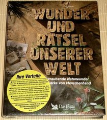 Wunder und R�tsel unserer Welt (Miracles and Riddles of our World, Das Beste aus Reader's Digest, German Import, Oversized Hardcover Coffee Table Book)