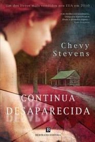 Continua Desaparecida (Portuguese Edition)