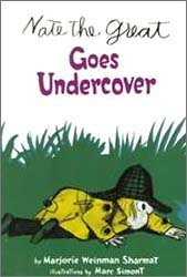 Nate the Great Goes Undercover (Nate the Great, Bk 2)
