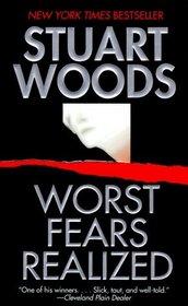 Worst Fears Realized (Stone Barrington, Bk 5)