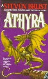 Athyra (Vlad Taltos, Bk 6)