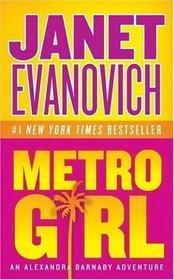 Metro Girl (Alex Barnaby, Bk 1)