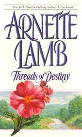 Threads of Destiny (Clan MacKenzie, Bk 1)