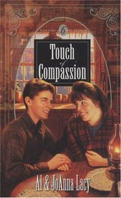 Touch of Compassion (Hannah of Fort Bridger Series)