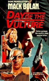 Day of the Vulture (SuperBolan, No 52)