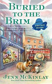 Buried to the Brim (A Hat Shop Mystery)