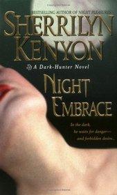 Night Embrace (Dark-Hunter, Bk 3)