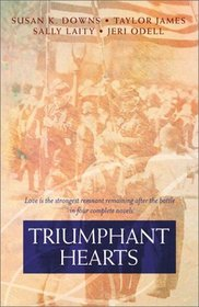 Triumphant Hearts: Love Is the Strongest Remnant After the Battle in Four Complete Novels