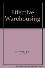 Effective Warehousing