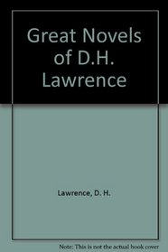 Great Novels of D.H. Lawrence