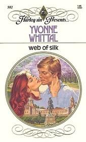 Web of Silk (Harlequin Presents #582)