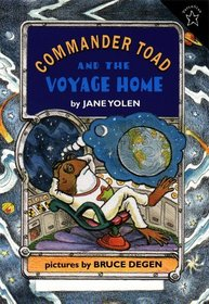 Commander Toad and the Voyage Home (Commander Toad, Bk 7)