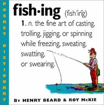 Fishing (Bulging Pocket Dictionary)