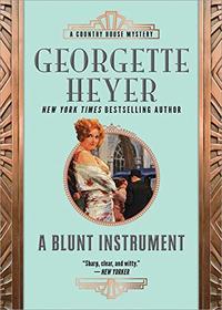 A Blunt Instrument (Inspector Hannasyde, Bk 4)