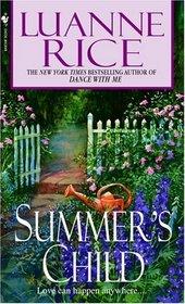 Summer's Child (Summer's Child, Bk 1)