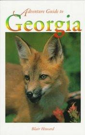 Adventure Guide to Georgia (Adventure Guide Series)