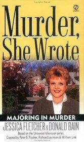 Majoring in Murder (Murder, She Wrote, Bk 19)
