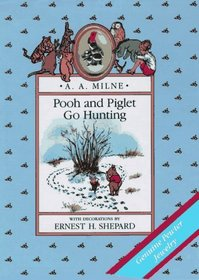 Pooh and Piglet Go Hunting Jewelry Book (Pooh Jewelry Book)