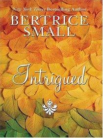 Intrigued (Thorndike Press Large Print Romance Series)