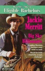 Big Sky Billionaire  (The World's Most Eligible Bachelors)
