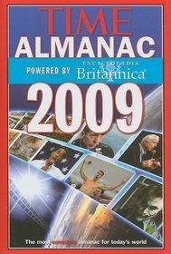 Time:  Almanac 2009 (Time Almanac)