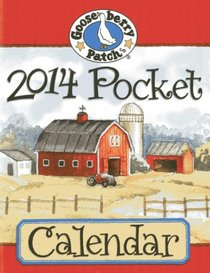 2014 Gooseberry Patch Pocket Calendar (Gooseberry Patch Calendars)