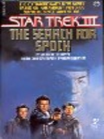 Star Trek III, the Search for Spock (Star Trek, Bk 17)