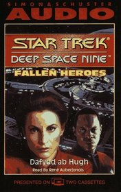 Fallen Heros (Star Trek: Deep Space Nine, Bk 5) (Audio Cassette) (Abridged)