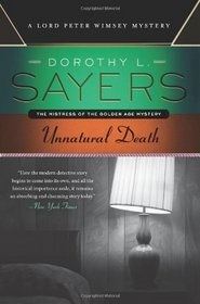 Unnatural Death (Lord Peter Wimsey, Bk 3)