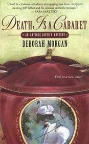 Death is a Cabaret (Antique Lover's, Bk 1)