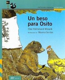 Un beso para Osito (Spanish Edition)