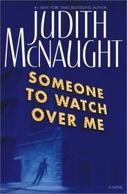 Someone To Watch Over Me (Large Print)