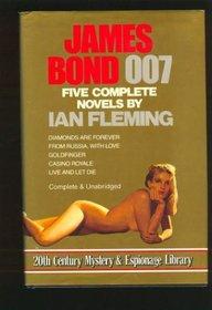 James Bond 007 : 5 Complete Novels By I