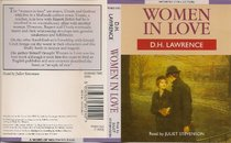 Women In Love (Classic Books on Cassettes Collection) [UNABRIDGED}