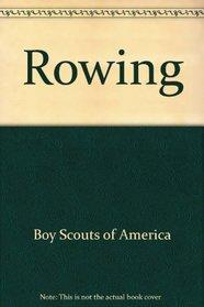 Rowing (Boy Scouts of America Merit Badge Series)