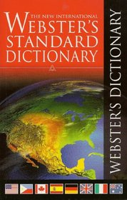 The New International Webster's Standard Dictionary