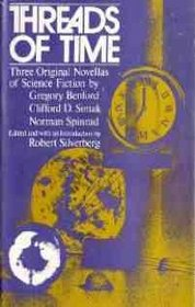 Threads of Time: Three Original Novellas of Science Fiction