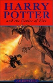 Harry Potter and the Goblet of Fire (Harry Potter Bk 4)