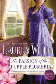 The Passion of the Purple Plumeria (Pink Carnation, Bk 10)