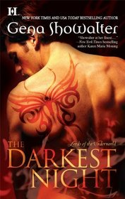 The Darkest Night (Lords of the Underworld, Bk 1)