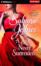 A Lady Never Surrenders (Hellions of Halstead Hall Series)