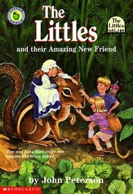 The Littles and Their Amazing New Friend (Littles, Bk 13)