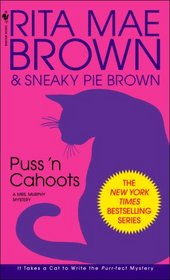 Puss 'n Cahoots (Mrs Murphy, Bk 15)
