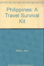 Philippines: A Travel Survival Kit (Lonely Planet Philippines)