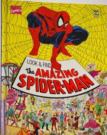 The Amazing Spider Man (Look and Find)